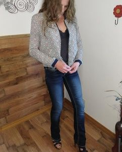 About a Girl Full Zip Jacket